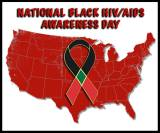 Today is National Black HIV/AIDS Awareness Day!