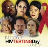 June 27th is National HIV Testing Day!