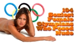 104 Sexiest Female Olympians Who Posed Nude