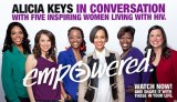 "Alicia Keys Presents ""We Are Empowered"" Watch Party"