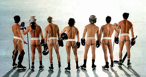 hockey butts